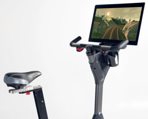 grand écran tactile vélo expresso go