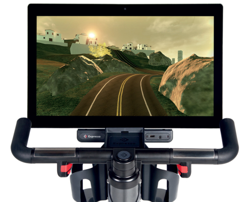 écran tactile vélo expresso go