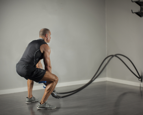 Battle Rope ST The Abs Company
