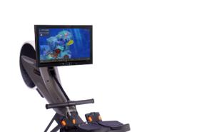 Rameur interactif aviron Impact2