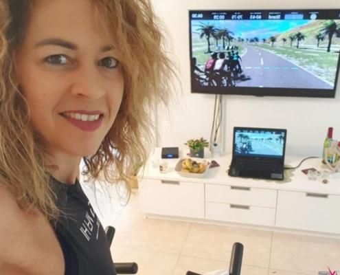 suivez votre cours de bike depuis la maison