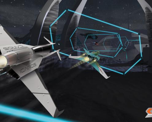 vaisseau ICARACE