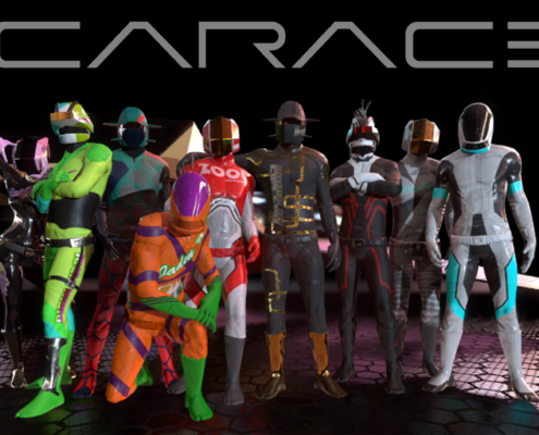 challenge e-sport ICARACE